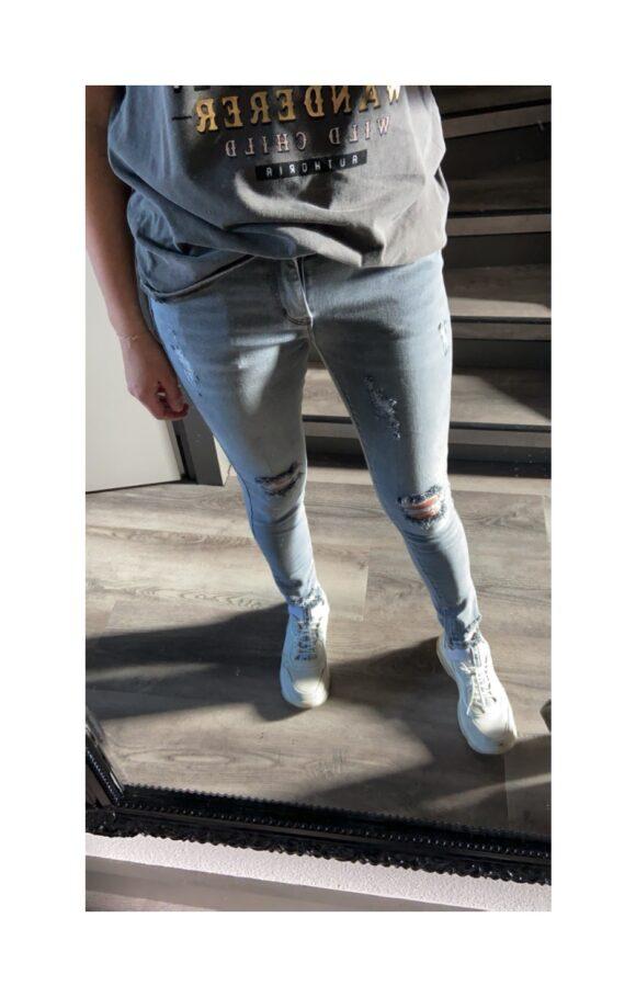 """Skinny Jeans """"Grey"""""""